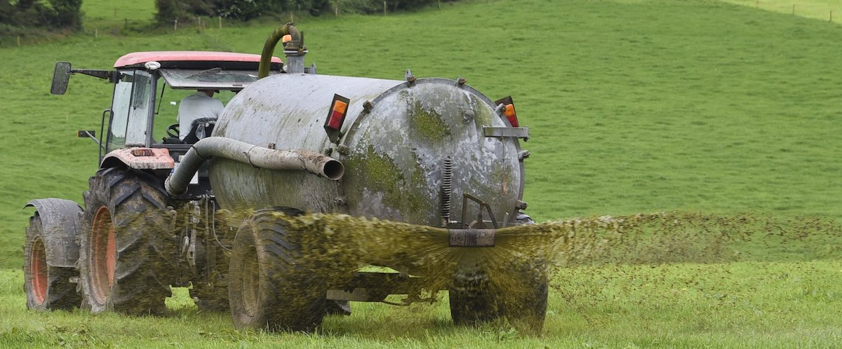 Slurry handling – a shortcut to emission reductions?